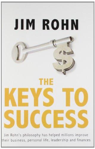 Buchseite und Rezensionen zu 'Keys to Success' von Jim Rohn