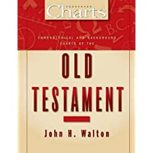Chronological and Background Charts of the Old Testament (Zondervancharts Zondervancharts)