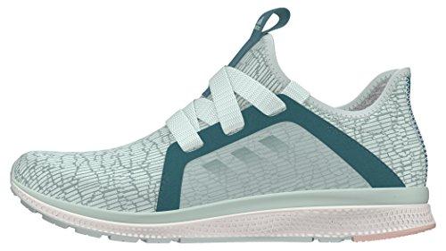 Adidas Edge (adidas Damen Edge Lux W Laufschuhe, Grün (Vapour Green/Tech Green/Vapour Steel), 38 2/3)