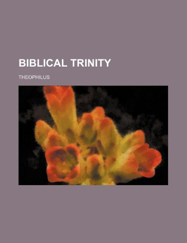 Biblical Trinity