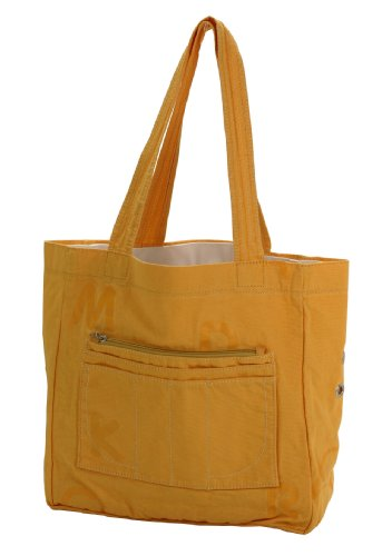 Mandarina Duck, Borsa shopper donna (Yellow/V2T03208)