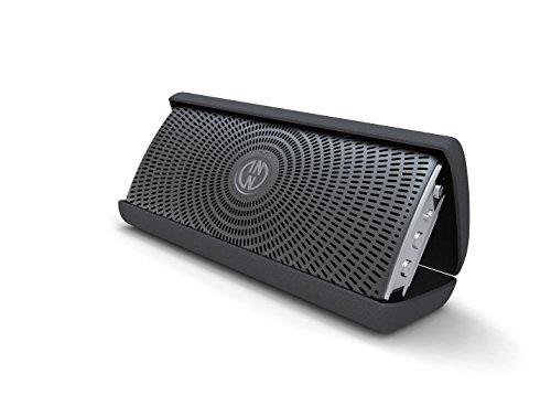 InnoDevice FL300080 InnoFlask 2.0 Bluetooth Designer Lautsprecher mit Mikrofon Funktion Gold