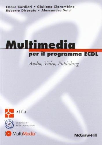 Multimedia per il programma ECDL