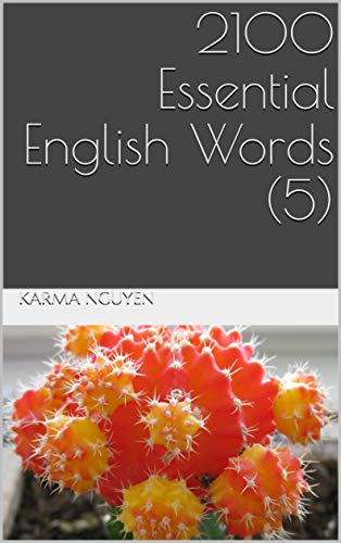 2100 Essential English Words (5) (English Edition)