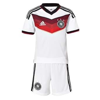 adidas Kinder Deutschland Mini Heimausrüstung