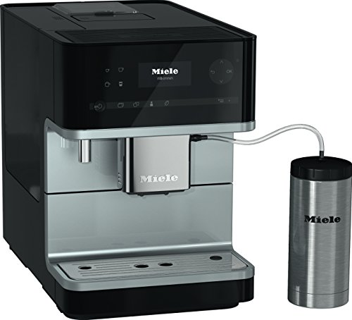 Miele CM 6350 Kaffeevollautomat (OneTouch- und OneTouch for Two-Zubereitung, 4 Genießerprofile,...