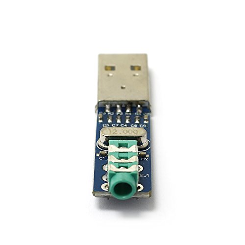 Mini PCM2704 USB Soundkarte DAC Decoder Board - 3