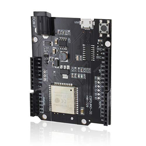 GUTES PRODUKT 2019 Arduino IDE Für ESP32-Modul WiFi + Bluetooth-Entwicklungsboard Ethernet Internet Wireless Transceiver-Steuerplatine LDTR-WG0193 Control Transceiver