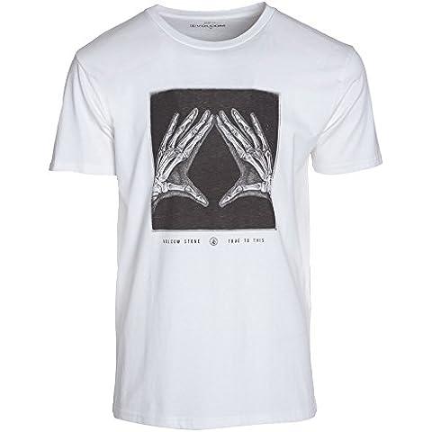 Volcom–Maglietta da uomo a maniche corte X-Ray