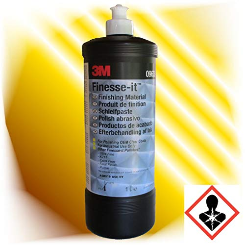 3M 09639 Finesse-it Schleifpaste 1 ltr