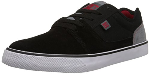 DC Shoes Tonik Xe, Baskets mode homme Black/Grey/Red 2