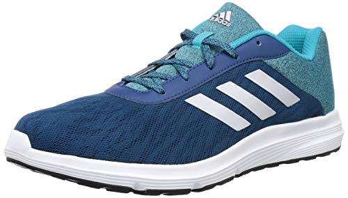 4. Adidas Men's Blue Running Shoes