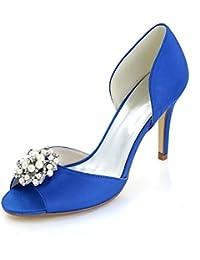 L@YC Zapatos De Mujer Finos Con Zapatos De Novia / Oficina Y Carrera / Ropa / Sandalias Multicolores Casuales