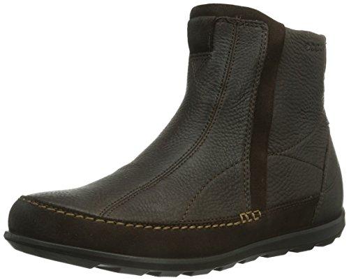 ECCO  Ecco Cayla Zip Boot, bottes femme Marron - Coffee