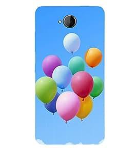 PrintVisa Flying Ballons 3D Hard Polycarbonate Designer Back Case Cover for Microsoft Lumia 650 :: Microsoft Lumia 650 Dual SIM