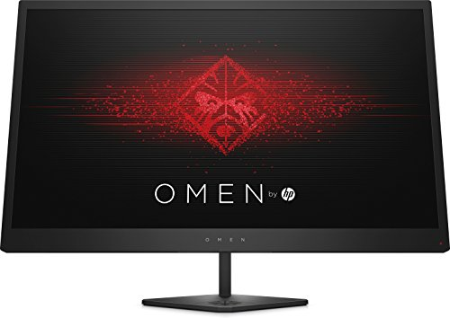 Foto HP OMEN 25 Monitor Gaming, Full HD, 1920x1080, Retroilluminazione LED, Nero