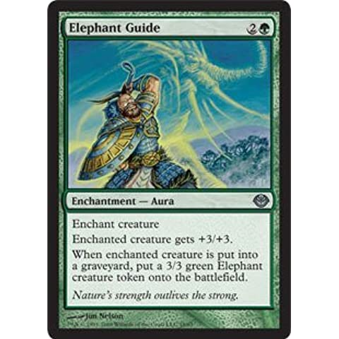 Magic: the Gathering - Elephant Guide - Duel Decks: Garruk vs Liliana by Magic: the Gathering