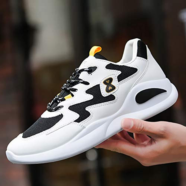 NANXIEHO Sport scarpe Student Flat Net scarpe Harajuku Leisure scarpe Fashion Trend uomo scarpe | Qualità Affidabile  | Scolaro/Signora Scarpa