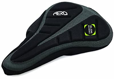 Aero Sport ASC10 Gel Padded Comfort Saddle Cover from Aero Sport