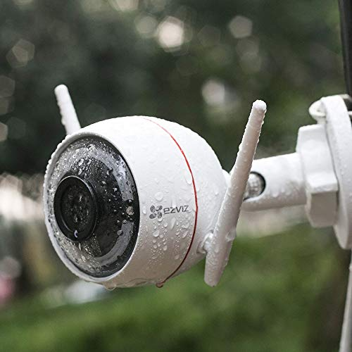 EZVIZ Wetterfeste Überwachungskamera CTQ3W (FullHD 1080p)