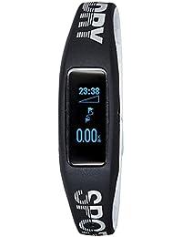 Superdry Fitness Tracker Digital Black Dial Men's Watch-SYG202B