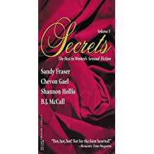 Secrets: Volume 5 the Best in Women's Erotic Romance (Secrets (Red Sage))