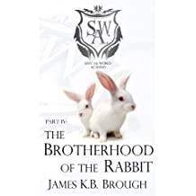 The Brotherhood of the Rabbit (Save the World Academy Book 4)