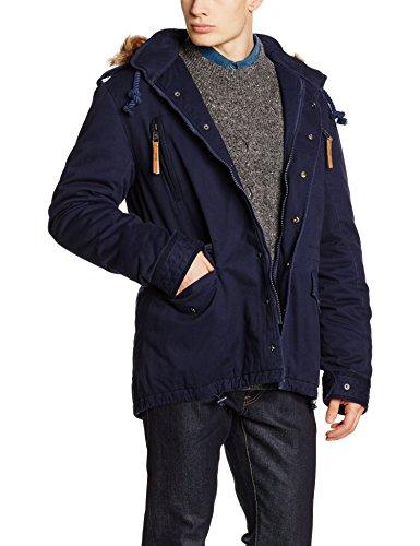 Brandit Herren Jacke Ayden Jacket Men, Blau (Navy 8), Medium