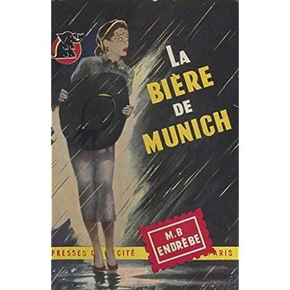 La bière de Munich