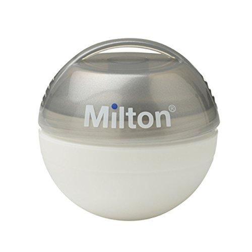 Milton Mini-Sterilisator für Schnuller in Silber (Mini-sterilisator)