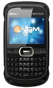 NGM Raptor Smartphone débloqué (Ecran: 2.3 pouces) Gris (import Italie)