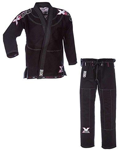 Ju-Sports Amazona BJJ-Gi EXTREME 2.0 black/pink (F2 (160)) (Frauen Gi Bjj)
