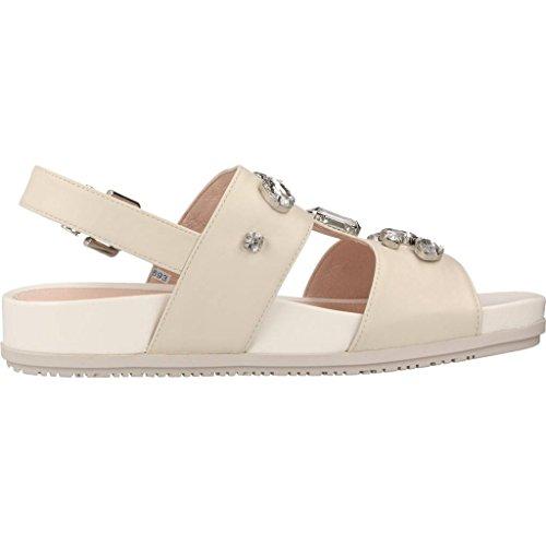 Sandali e infradito per le donne, colore Bianco , marca STONEFLY, modello Sandali E Infradito Per Le Donne STONEFLY STEP 2 Bianco Bianco