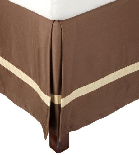 Superior Hotel Collection Bettrock, Fadenzahl 300 Queen Mocha/Honey -