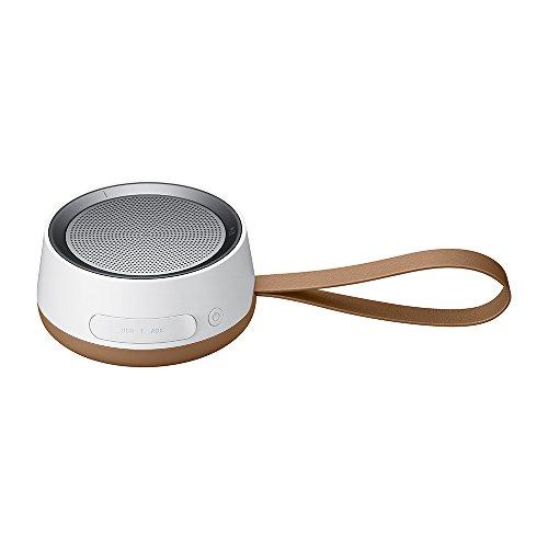Samsung Scoop Wireless Bluetooth Lautsprecher EO-SG510CDEG Tragbar Spritzwasserfest - Braun