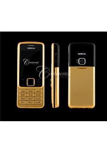 Nokia 6300 - 24k Classic Gold Luxury Mobile Phone segunda mano  Se entrega en toda España