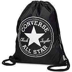 Converse - Big logo cinch - mochila - black