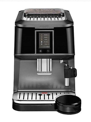Krups EA8442 Espresso-Kaffee-Vollautomat, Touchscreen, schwarz