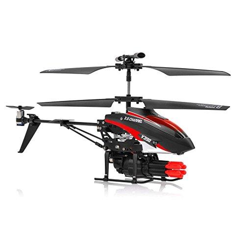 RC Modellbau-Hubschrauber mit Schussfunktion - 4