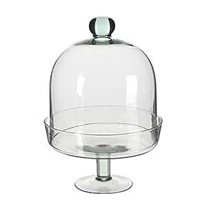 mica decorations 146661 diny cloche en verre verre ForMica Decoration Cloche