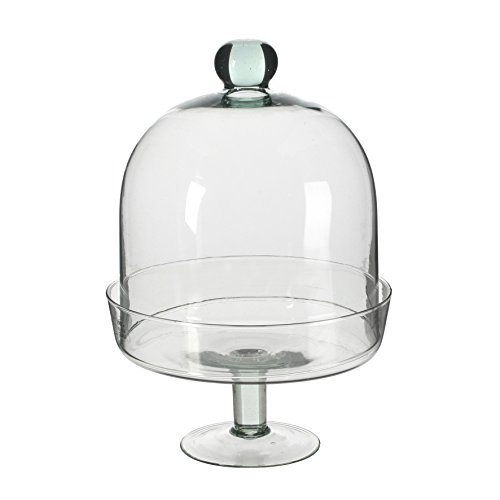 MICA Decorations 146661diny Campana de cristal (, vidrio, transparen