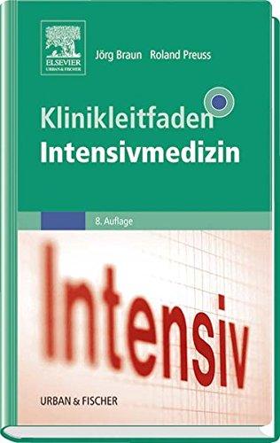 Klinikleitfaden Intensivmedizin