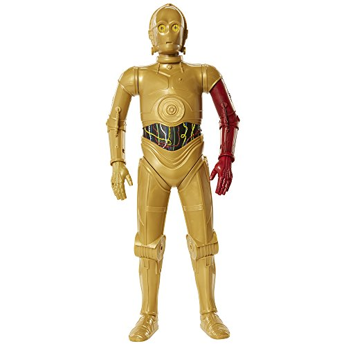 Star Wars C-3Po Red Arm Action Figure (50Cm)
