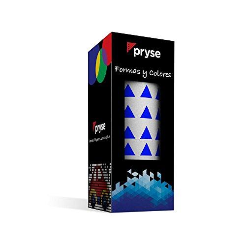 Pryse 1041081–Stickern Etiketten, blau