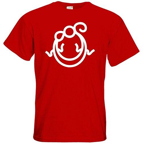 getshirts - Das Schwarze Auge - T-Shirt - Götter - Symbole - Tsa Red