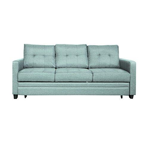 Furniture 247 3-Sitzer Schlafsofa - Grün