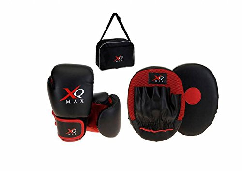 12 oz Herren Profi Box-Set 3- teilig - Boxen - Boxset (Everlast Home Gym)