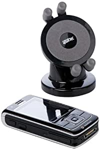 Sumex XSIPODB Rotating In-Car Support Black for iPod / iPhone