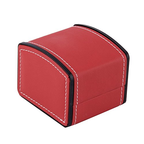 leather-watch-box-with-pillow-watch-packaging-for-bangle-earring-wrist-watch-box-red