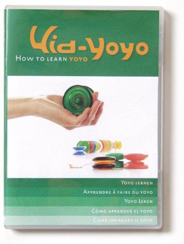 Preisvergleich Produktbild DVD Kid-Yoyo: Jojo spielen lernen